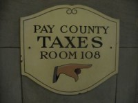 protest property taxes